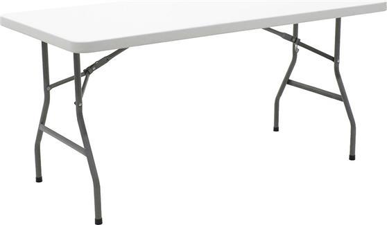 Τραπέζια Κήπου & ΒεράνταςPakoworldAprilia Πτυσσόμενο Γκρι 152x76x74εκ