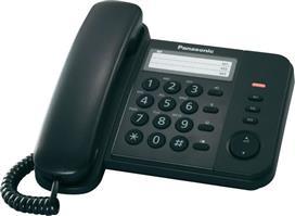Panasonic KX-TS520EX2B Μαύρο