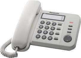 Panasonic KX-TS520EX2W Λευκό