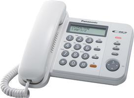 Panasonic KX-TS580EX2W Λευκό