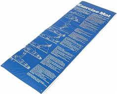 Pegasus Exercise Mat PVC Β 7640 Μπλε