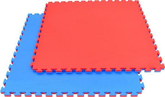 ΣτρώμαPegasusPuzzle EVA Set 2cm 1 τμχ Μπλε/Κόκκινο B 40903-20