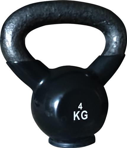 KettlebellPegasusΒινυλίου 4kg B-4114-04