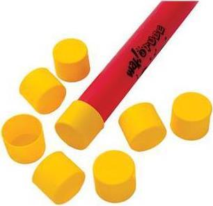 Κρουστά για παιδιάPercussion PlusWak-a-Tubes PP792-1 PP Καπάκια Ηχητικών Σωλήνων