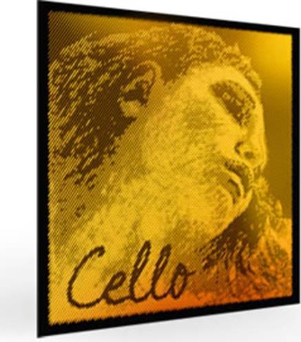 ΧορδέςPirastroEvah Pirazzi Gold 4/4 Medium Σολ Βιολοντσέλου