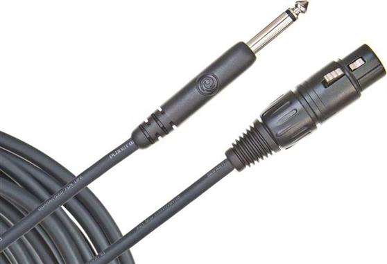 ΚαλώδιοPlanet WavesPW-CGMIC-25 Μικροφώνου