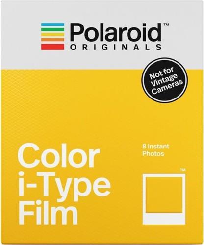 Φίλμ Φωτογραφικών ΜηχανώνPolaroidColor Film i-Type