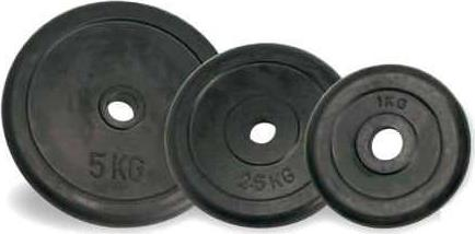 ΔίσκοςPower ForceΔίσκος Λάστιχο 10 kg