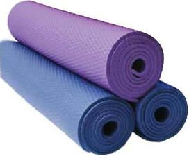 Power Force<br/>Yoga Mat 173x61x0,4cm