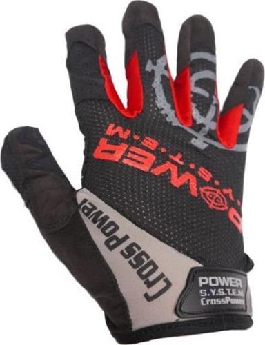 Γάντια Άρσης ΒαρώνPower SystemCross Power PS-2860 M