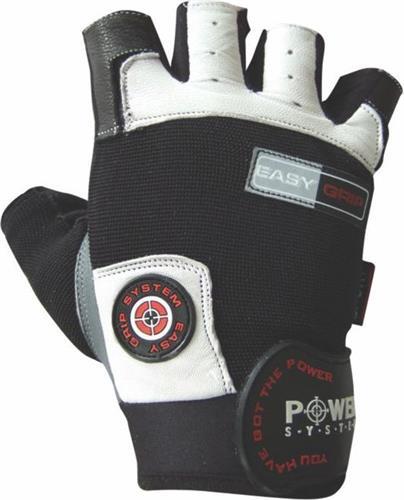 Γάντια ΠροπόνησηςPower SystemEasy Grip Γάντια γυμναστικής Κοφτά