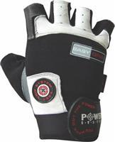 Power System Easy Grip Γάντια γυμναστικής Κοφτά PS-2670 L Λευκό/Γκρι