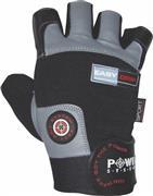 Power System<br/>Easy Grip Γάντια γυμναστικής Κοφτά PS-2670 M Μαύρο/Γκρι