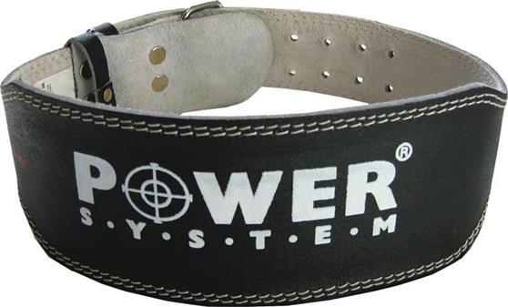 Ζώνες Άρσης ΒαρώνPower SystemPower Basic Δερμάτινη PS-3250 XL