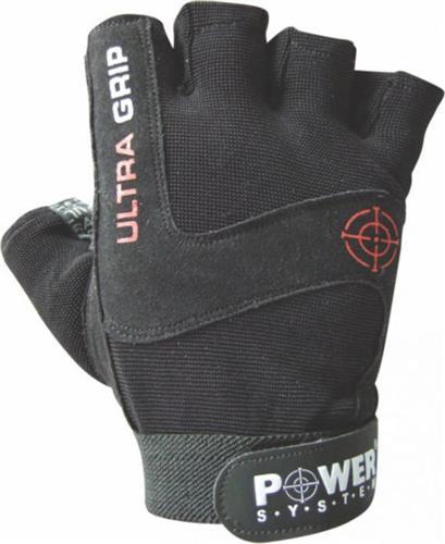 Γάντια ΠροπόνησηςPower SystemUltra Grip Κοφτά PS-2400 Large