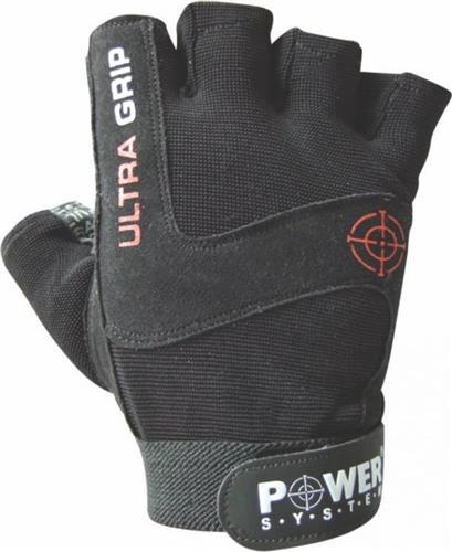 Γάντια ΠροπόνησηςPower SystemUltra Grip Κοφτά PS-2400 Medium