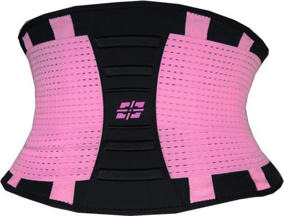 Ζώνη ΕφίδρωσηςPower SystemΑδυνατίσματος PS-6031 L/XL Ροζ