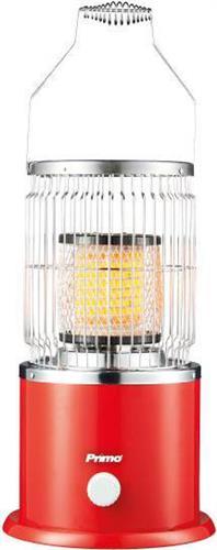 Σόμπες Αλογόνου - Χαλαζία (Quartz)PrimoLX-1605 Κεραμική Κόκκινη