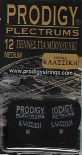 ΠέννεςProdigyBlack Medium K (Σετ)