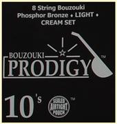 Prodigy Cream 10s Xορδές 4χορδου Μπουζουκιού