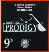 Prodigy Orange 9s Xορδές Μπαγλαμά