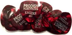 Prodigy Plectrum Red Pearl Heavy Kλασσική ( Σετ )