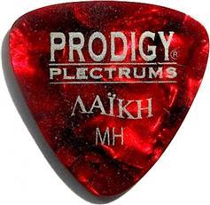 Prodigy Plectrum Red Pearl Heavy Λαική ( Σετ )