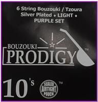 Prodigy Purple 10s Xορδές 3χορδου Μπουζουκιού/ Tζουρά