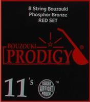 Prodigy Red 11s Xορδές 4χορδου Μπουζουκιού