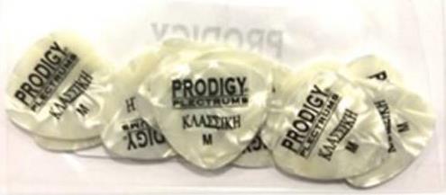 ΠέννεςProdigyWhite Pearl Medium K (Σετ)
