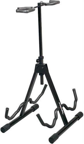 ΒάσηProelFC-820 Διπλή με λαιμό για Κιθάρα Κλασική / Ακουστική / Ηλεκτρική & Μπάσο