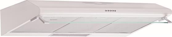 Ελεύθερος ΑπορροφητήραςPyramisAπλός 90cm 2 Μοτέρ με Μεταλλικά Φίλτρα Λευκό