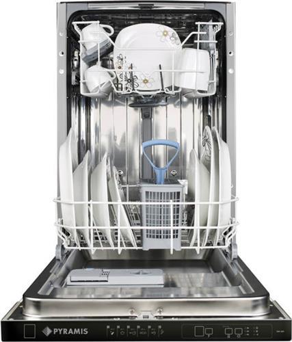 Εντοιχιζόμενο Πλυντήριο Πιάτων 45 cmPyramisDWF 45FI