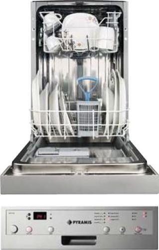 Εντοιχιζόμενο Πλυντήριο Πιάτων 45 cmPyramisDWH 45SI