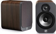 Q-Acoustics 3020 Walnut Ζεύγος