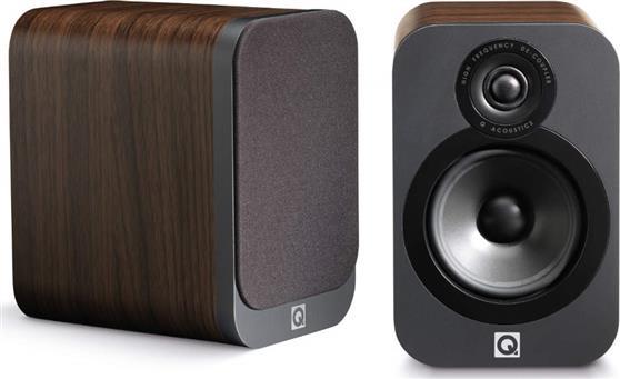 Ηχείο ΡαφιούQ-Acoustics3020 Walnut Ζεύγος