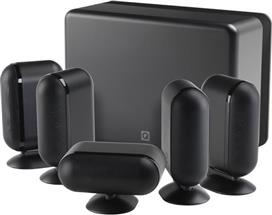 Q-Acoustics 7000i 5.1 Black Gloss Cinema Pack