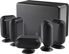 Q-Acoustics 7000i Slim 5.1 Black Gloss Cinema Pack