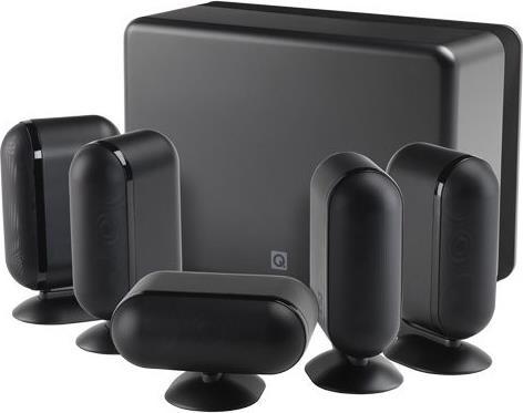 Σετ Ηχείων Home CinemaQ-Acoustics7000i 5.1 Black Gloss Cinema Pack