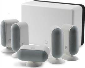 Q-Acoustics 7000i Slim 5.1 White Gloss Cinema Pack