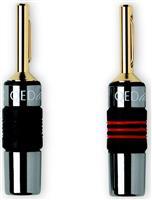 QED QE1910 Airloc Metal 4mm Plug