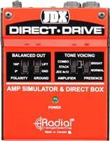 Radial JDX Direct Drive Active Di Box