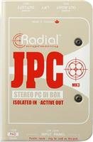 Radial JPC Active Di Box
