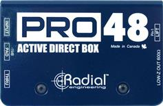 Radial PRO-48 Active Di Box
