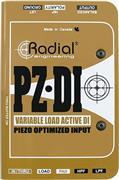 Radial PZ-DI Active DI Box