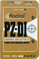 Radial PZ-DI Active DI Box