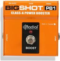 Radial Tonebone Big Shot PB1 Power Booster