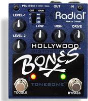 Radial Tonebone Hollywood Bones Distortion