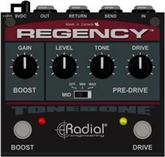 Radial Tonebone Regency Power Booster