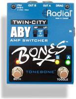 Radial Tonebone Twin City Bones Switcher